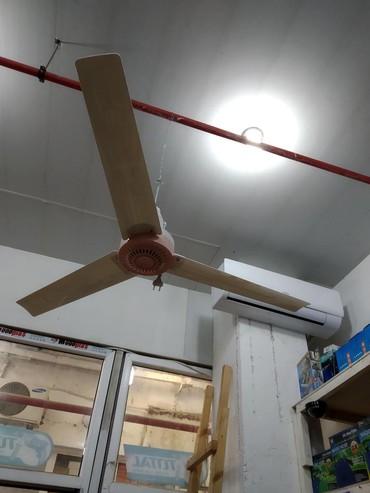 юсб вентилятор в Азербайджан: Asma ventilyatorlar perin uzunluğu:  450 mm - 39azn 500 mm - 49azn Top