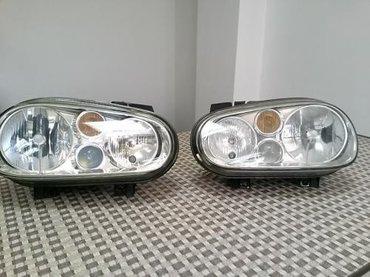 VW Golf IV стеклянные фары в идеальном состоянии 4500 сом за одну в Бишкек