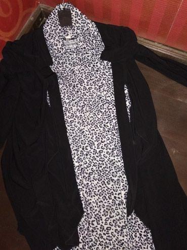 Платья двойка с накидкой в отл состоянии,размер м, разгружаю гардероб в Бишкек