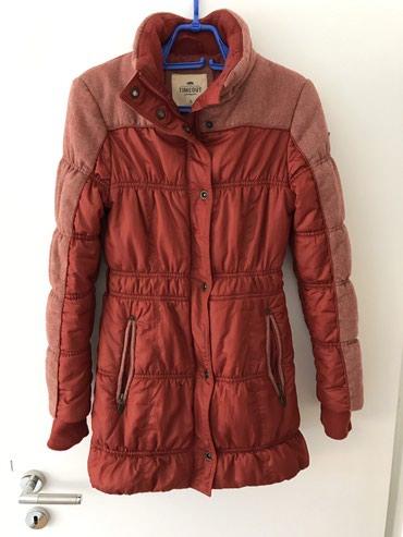Flo-clo-jakna-placena-e - Srbija: Timeout zimska jakna, velicina S, placena 10000 ima i kais