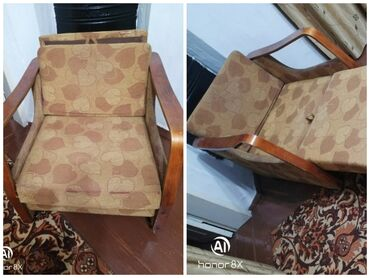 продам кресло кровать in Кыргызстан | ДИВАНЫ: Продаю кресло кровать в хорошем состоянии. 1800 за одно, в наличие