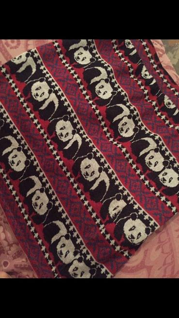 Юбка из мягкой ткани koton в Бишкек