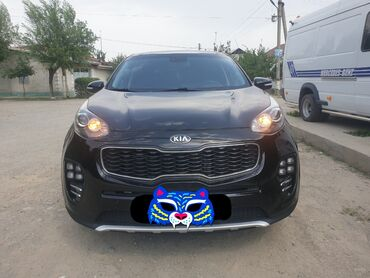 Транспорт - Ош: Kia Sportage 2 л. 2017 | 68000 км