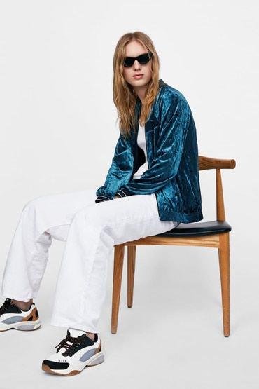 Бомбер Zara, made in Morocco. Размер М, будет в Бишкек