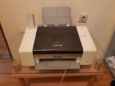 Pcele - Srbija: Prodajem stampac Lexmark x5075 U pitanju je stampac 4u1 sa kopirom,ske