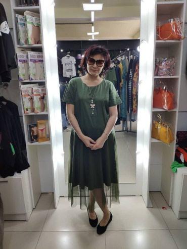 Стильное,очень удобное платье, в Бишкек