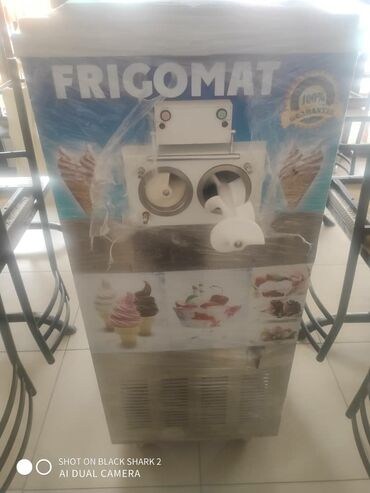 Услуги - Джалал-Абад: Продаётся фризер аппарат для мягкого мороженного на трёх фазке. Очень