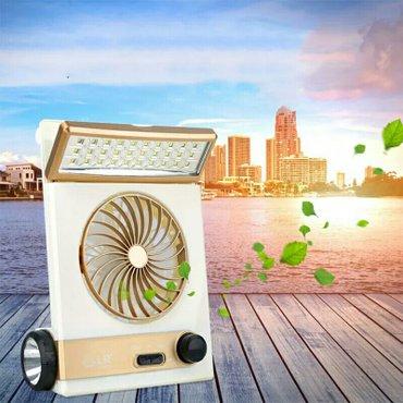 Hem gunes,hem adi enerji ile isleyen mini stolustu ventilyator ve - Xırdalan