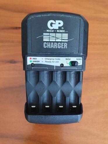 AA batareyaları üçün şarj cihazı