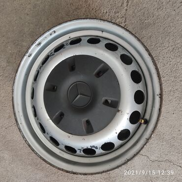 2571 объявлений: Продаю диски на Мерседес бенз спринтер Рекс r16