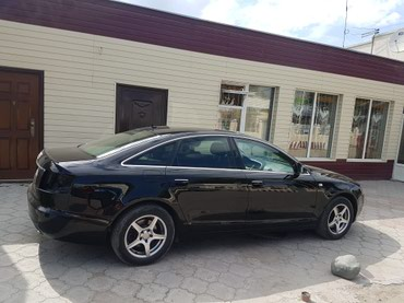 audi-100-2-1-mt в Кыргызстан: Audi A6 2 л. 2006 | 0 км