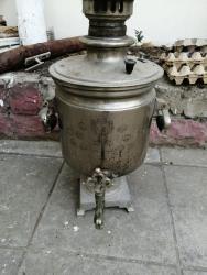 somavar - Azərbaycan: Somavar, 1823 ci il. Tula istehsalıdır. Normal vəziyyətdədir. Hal