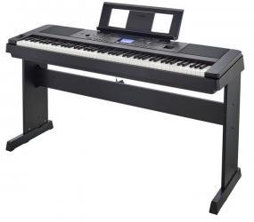 Цифровое пианино Yamaha DGX-660 – это новейшее интерактивное цифровое