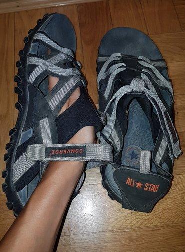 Muške Sandale i Japanke | Srbija: Converse all star 46.5 broj. original muske letnje sandale