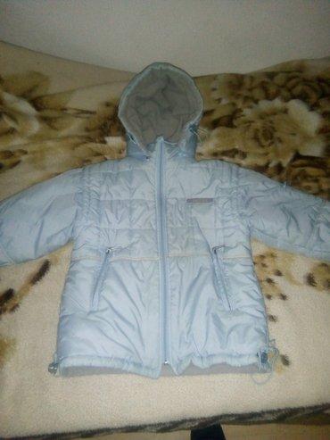 Decija zimska jakna vel.110 - Sokobanja