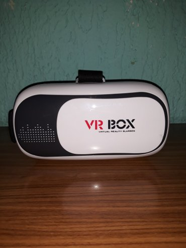 Prodajem vr box virtual reality glasses skroz očuvan i čist ni - Kula