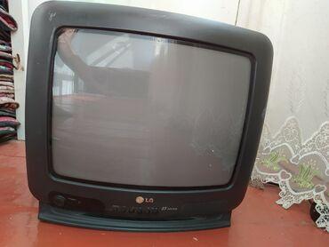 телевизор lg чёрный в Кыргызстан: Телевизор сатылат, жакшы иштейт