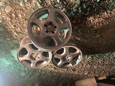 Шины и диски - Диаметр: 17 - Бишкек: Продаю Садор (Sador) на мерс в хорошем состоянии оригиналы