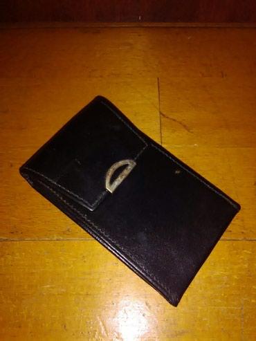 Mona kožna futrola za ključeve - Backa Topola