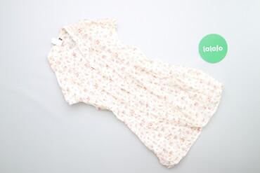 Рубашки и блузы - Размер: M - Киев: Жіноча літня сорочка у квітковий принт H&M, p. M    Довжина: 58 см