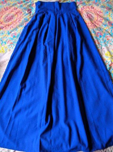 платье с фатиновой юбкой в пол в Кыргызстан: Юбка в пол на высокой посадке. Очень классно смотрится, ткань плотная