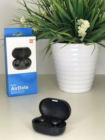 Наушники - Тип подключения: Беспроводные (Bluetooth) - Бишкек: Наушники air dots