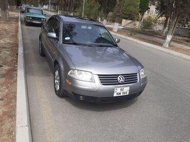 Avtomobillər - Azərbaycan: Volkswagen Passat 1.8 l. 2002 | 350000 km