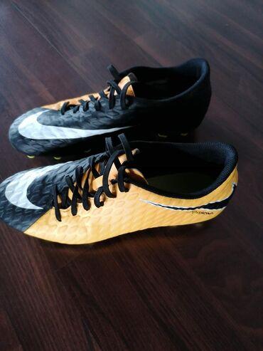 Ostala muška obuća   Srbija: Nike kopačke kao nove što se vidi i na slikama. Veličina 43