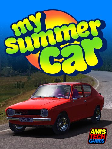 My summer car - igrica za pc / laptop - Nis
