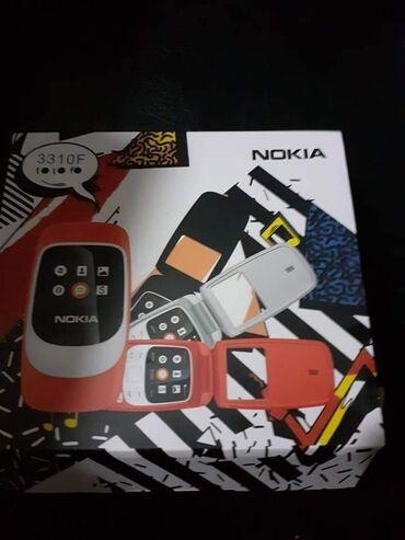 Mobilni telefoni - Velika Plana: Nokia 3310 F Model Na Preklop DUAL SIM, Srpski, Vise BojaNova Nokia