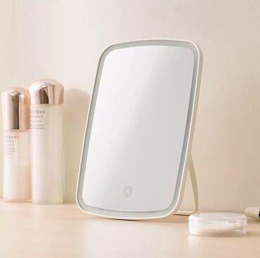 Зеркала - Кыргызстан: Акция Зеркало для макияжа со светодиодной подсветкой Jordan LED Makeup