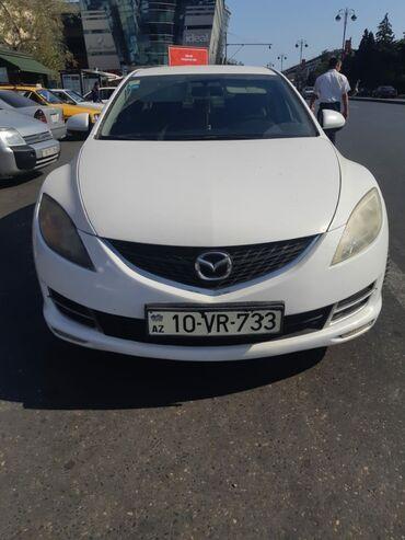 Mazda - Azərbaycan: Mazda Mazda6 2 l. 2008   243000 km