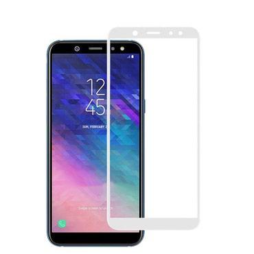 Samsung x500 - Srbija: Samsung Galaxy A6 2018 3D zastitno staklo. Kompletna zastita za vas te