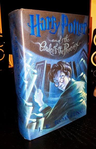 Harry-potter - Ελλαδα: Harry Potter and the Order of Phoenix (Αμερικάνικη έκδοση) σε άψογη κα
