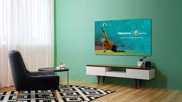 ТВ и видео - Кыргызстан: Телевизор Hisense HD  Здравствуйте. Продам новые телевизоры hisene hd