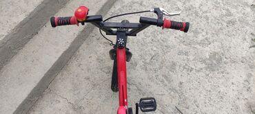 Спорт и хобби - Кой-Таш: Продам велосипедв отличном состоянии все целое, все работает !