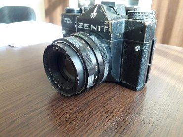 зенит е в Кыргызстан: Zenit TTL  Зенит ТТЛ  Фотоаппарат зеркальный пленочный  Состояние: Зад