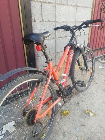 Продаётся велосипед Мерида оригинал. Рама 17 алюминиевая, колеса 26. В