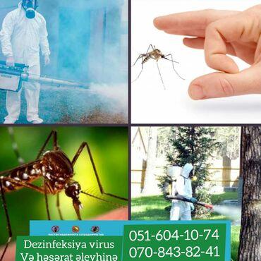 Ütüləmə lövhələri - Azərbaycan: Дезинфекция услуги Корона вирусы и насекомых Xidmət şirkətimiz