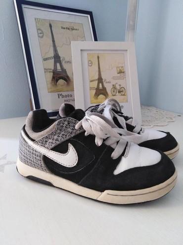 Dečije Cipele i Čizme | Uzice: Nike patike originalnosene ocuvane 30 broj,ug 18cmCena 1000