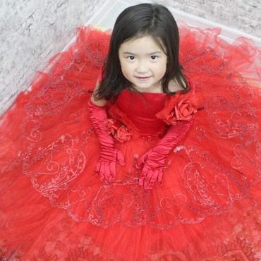 Прокат детских новогодних костюмов и платьев. Шикарные пышные платья