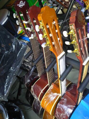 gitara klassik - Azərbaycan: Gitara Klassik 4 4 keyfiyyətli ağacdan
