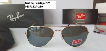 Ray Ban Aviator Golden/Green - Vrsac