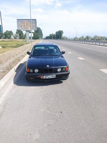 BMW 5 series 2 л. 1990