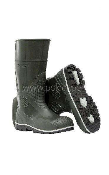 обувь для чихуахуа в Кыргызстан: Сапоги ПВХ Высокие резиновые сапоги ПС 15 с классическим дизайном