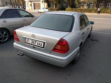 Продаю Mercedes-Benz C180 (W202)   Двигатель - 1.8л  Коробка - в Бишкек