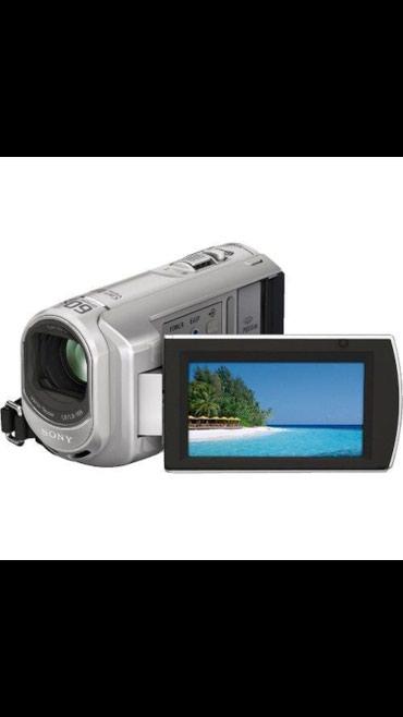 Продаю компактную видеокамеру Sony DCR-SX40. в Бишкек