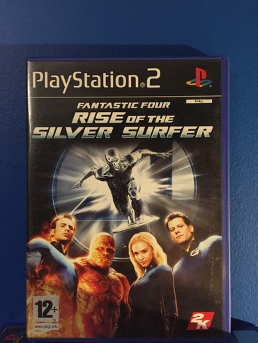 Fantastic Four: rise of the silver surfer Playstation 2 σε σε Athens