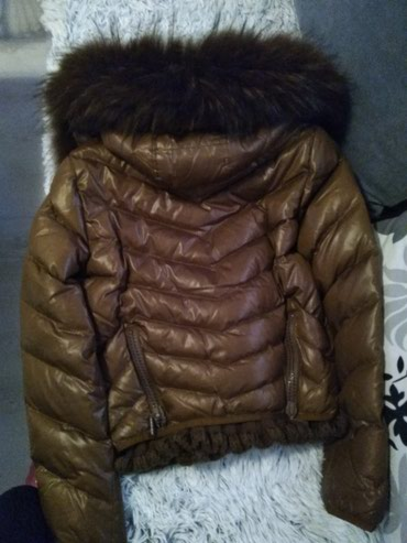 Zimska-jakna-sa-krznom - Srbija: Zimska jakna sa pravim krznom,marke Rufuete,jako lepo stoji