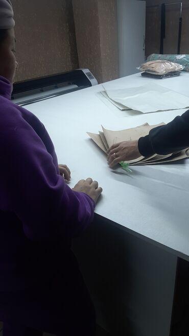 Требуется администратор бишкек - Кыргызстан: Требуется опытные швеи и швеи на пятинитку,четырехнитку,отк.Ауэзова1/2